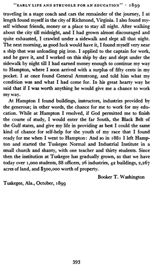 by the editorsof the The Booker T. Washington Papers