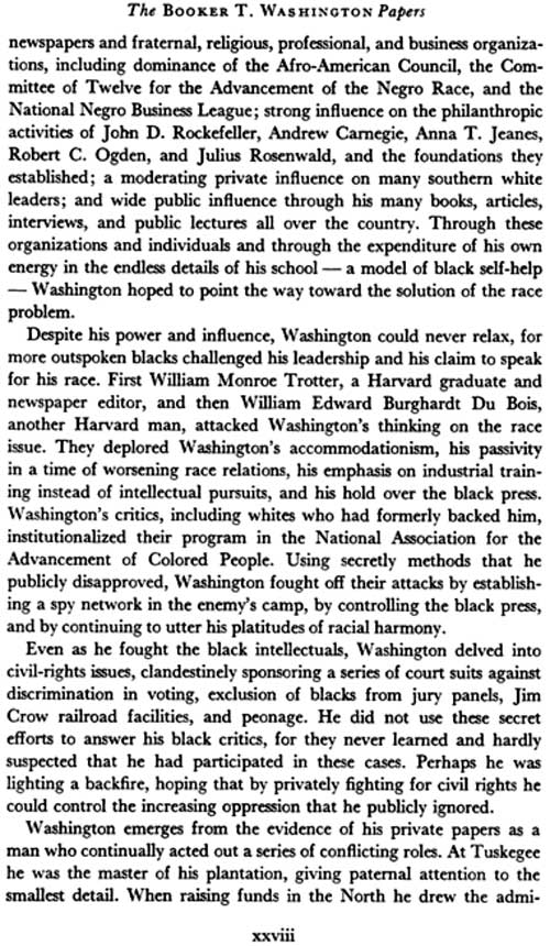 booker t washington up from slavery essays The book, up from slavery, written by booker taliaferro washington profoundly touched me when i read it washington accomplished many amazing.