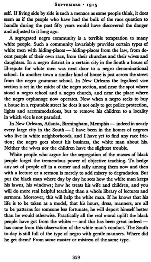 Booker T. Washingtonand the Niagara Movement- PART I
